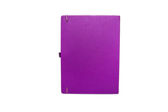 LIVTEK INDIA MI PAD LARGE SIZE HARD COVER BRILLIANT VOILET  NOTEBOOK