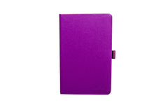 LIVTEK INDIA MI PAD POCKET SIZE HARD COVER  BRILLIANT VOILENT NOTEBOOK