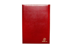 LIVTEK INDIA 2019 THE FLEXI  BOOK SIZE MODERN DIARY CARNELIAN BURGUNDY CREAM PAPER LT-BS-UDT(CR)CBG