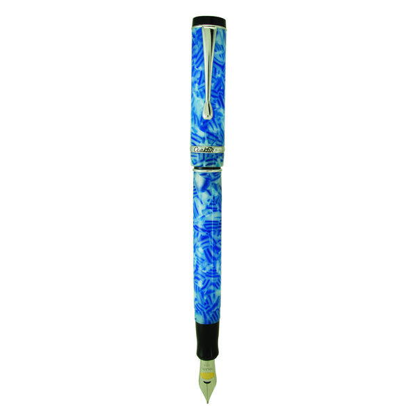 Duragraph Fountain Pen - Ice Blue