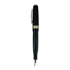 STIPULA ETRURIA MAGNIFICA FOUNTAIN PEN BLACK PN5WCRAX
