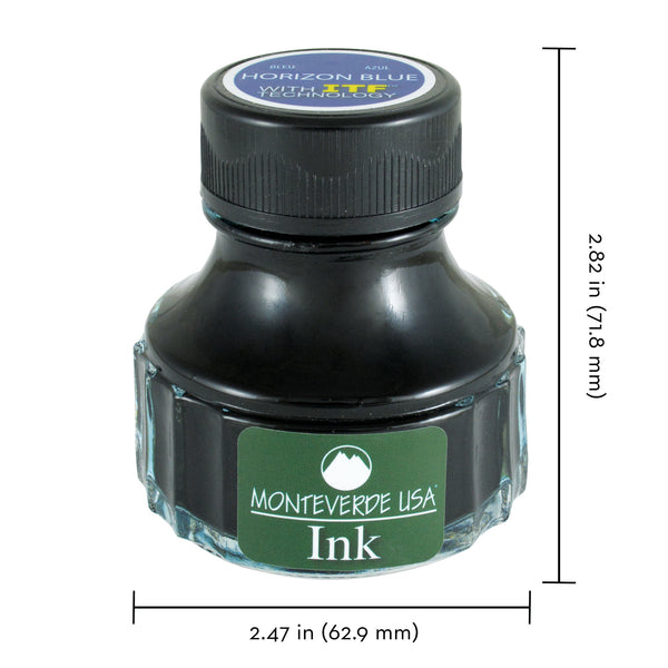 MONTEVERDE USA INK WITH ITF TECHNOLOGY  90ML HORIZON BLUE  G308HB