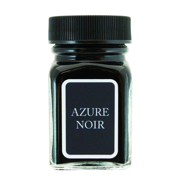 MONTEVERDE USA AZURE NOIR  BOTTLED INK 30ML G309AN