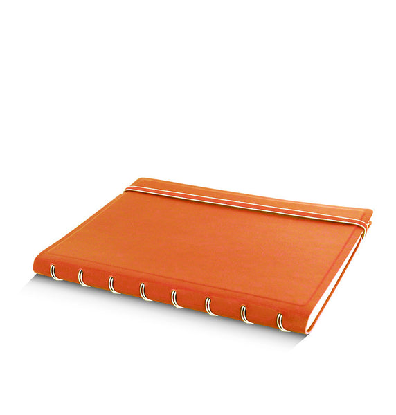 FILOFAX NOTEBOOKS CLASSIC A5 ORANGE  115010