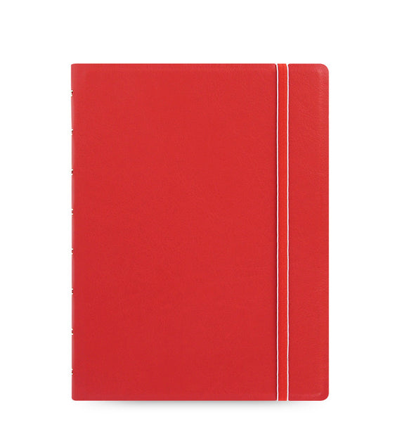 FILOFAX NOTEBOOKS CLASSIC A5 RED  115008