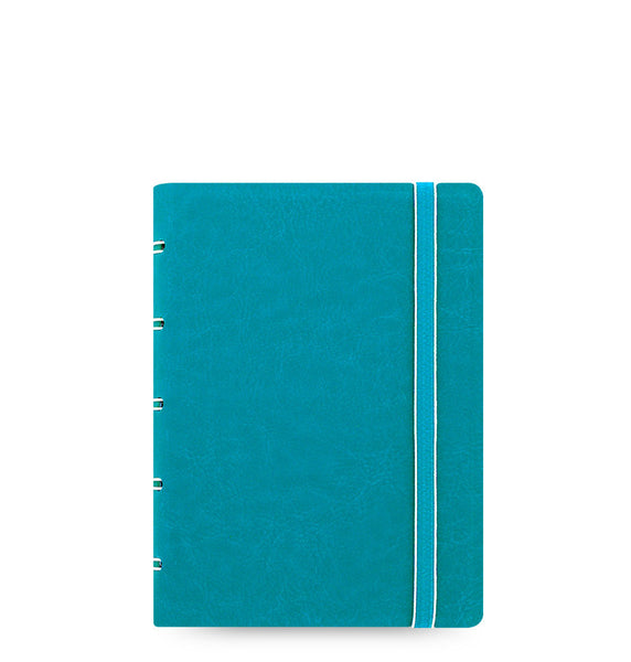 FILOFAX NOTEBOOKS CLASSIC POCKET AQUA 115006