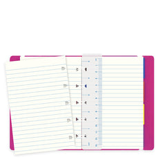 FILOFAX NOTEBOOKS CLASSIC POCKET FUCHSIA 115005