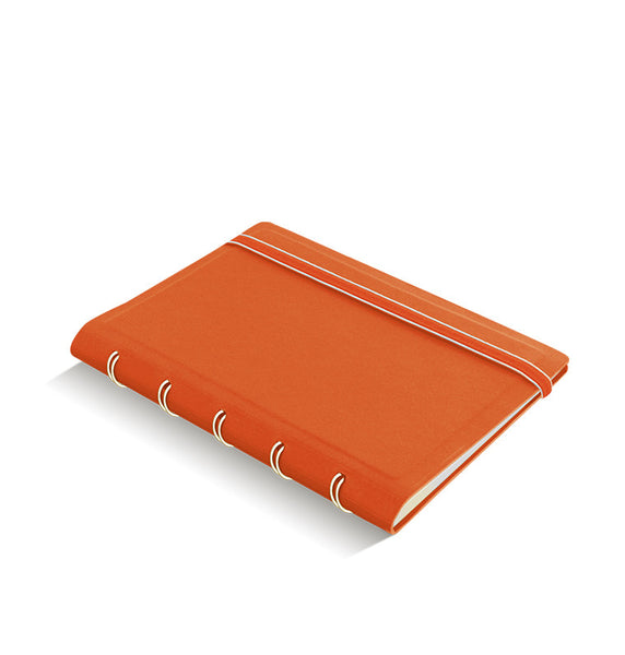 FILOFAX NOTEBOOKS CLASSIC POCKET ORANGE 115004
