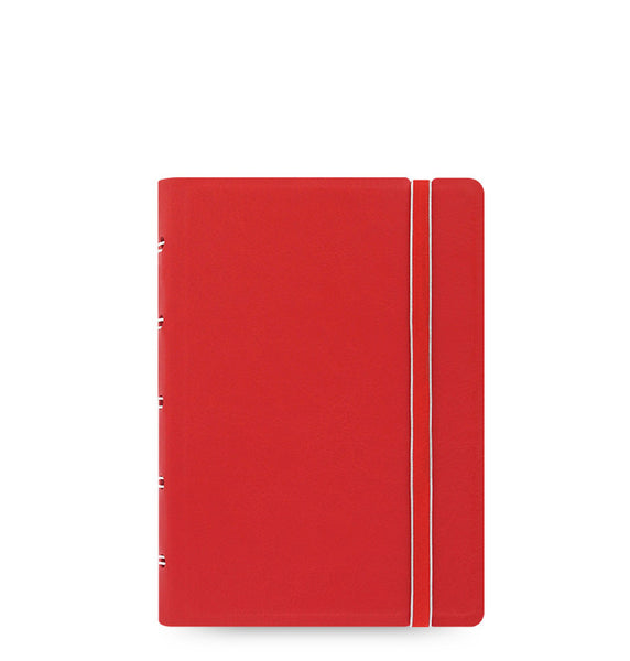 FILOFAX NOTEBOOKS CLASSIC POCKET RED 115002