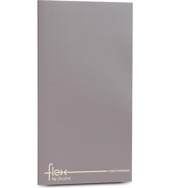FLEX BY FILOFAX NOTEBOOK THIN RULED SLIM 874001
