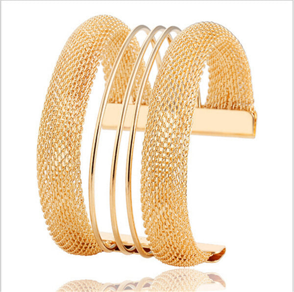 Golden Bangle