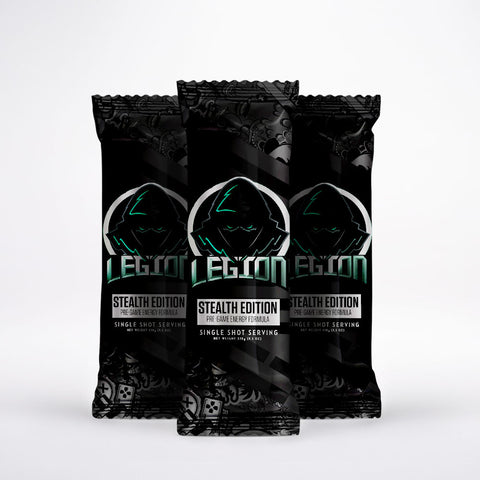 Stealth Edition Shots (14 Sachets)