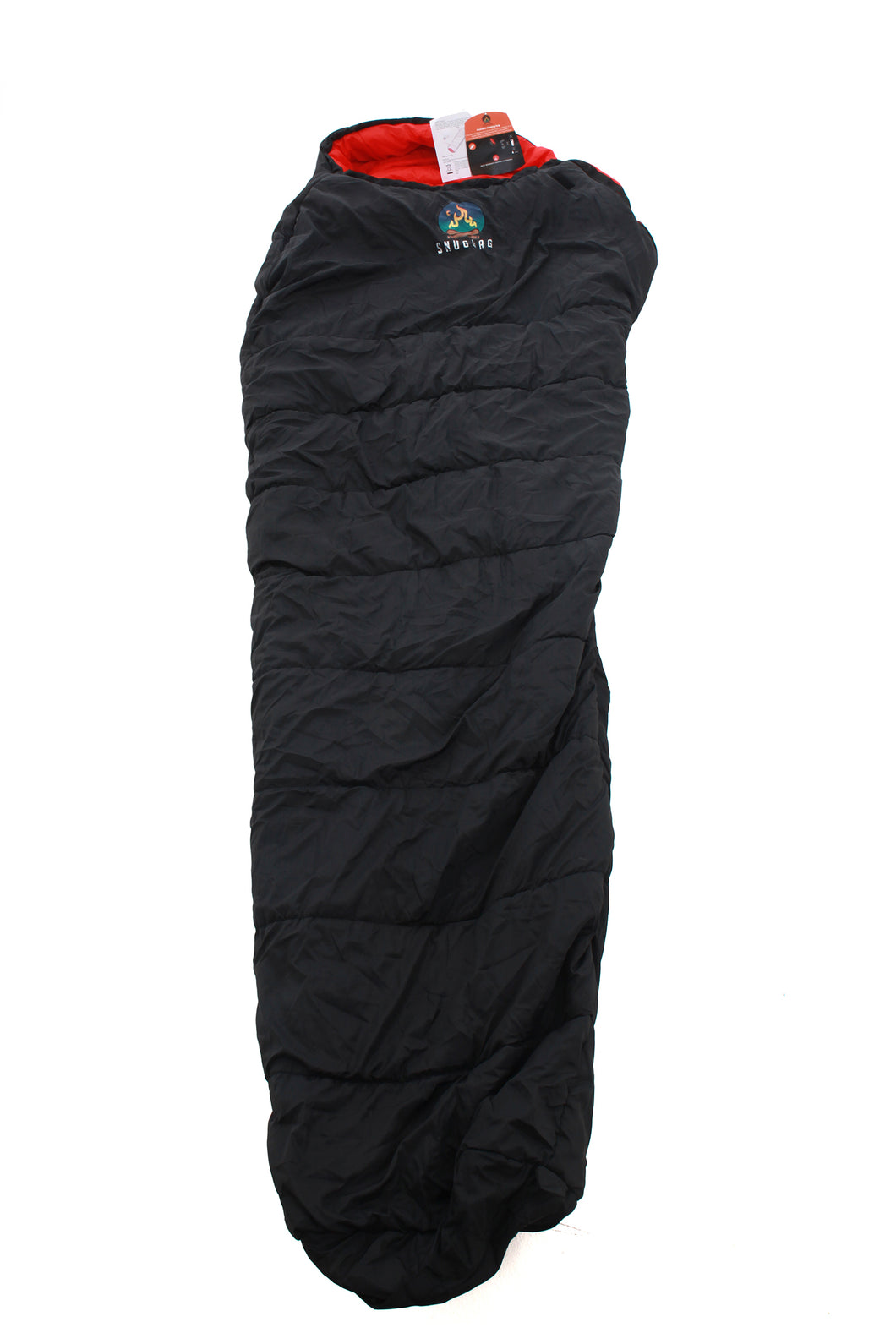Snugbag Heated Sleeping Bag for Camping Fishing Festivals