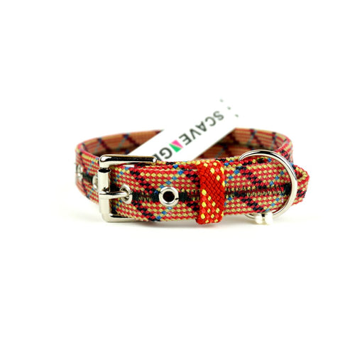 Made By Scavenger Handmade Dog Collar Large