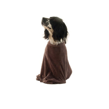Medium 'The Dog Bag' Microfibre Dog Towel suitable for Beagle, Collie, and many more