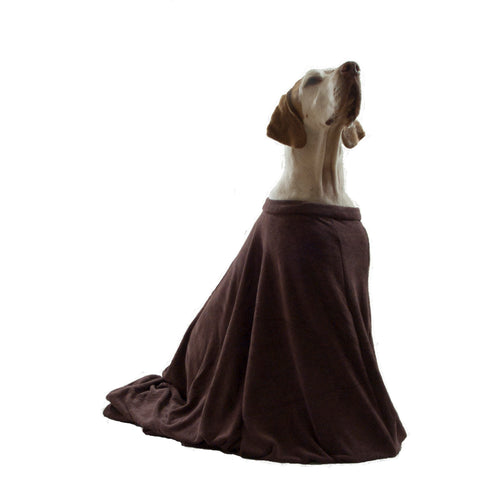 X-Large 'The Dog Bag' Microfiber Dog Towel suitable for German Shephard, Golden Retriever