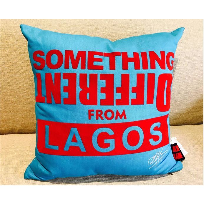 SOMETHING DIFFERENT FROM LAGOS (BLUE)