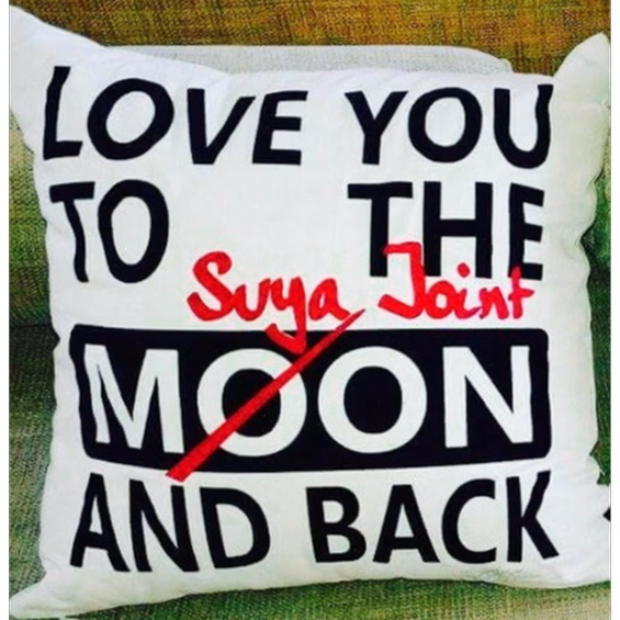 LOVE YOU TO THE MOON & BACK - SUYA JOINT (BEIGE)
