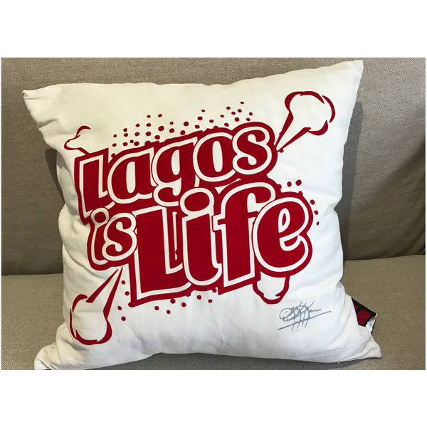 GOT SERIES: LAGOS IS LIFE (BEIGE)