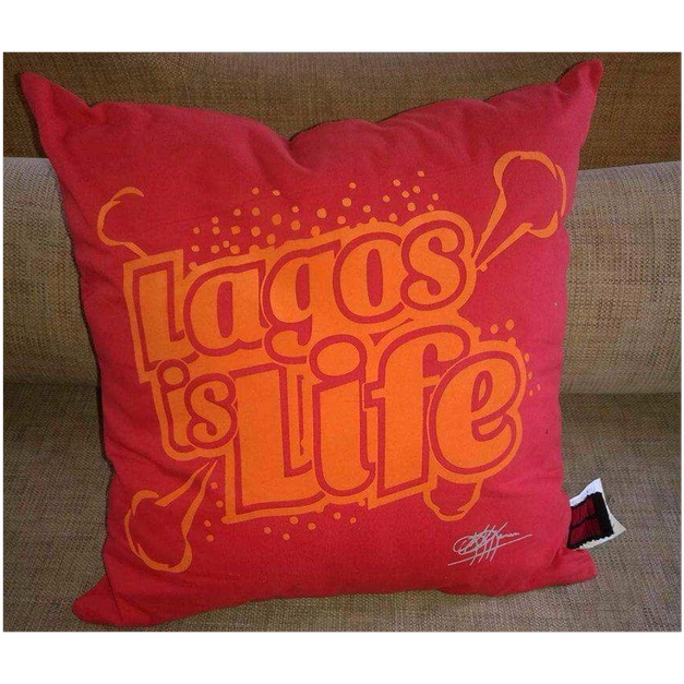 GOT SERIES: LAGOS IS LIFE (RED)