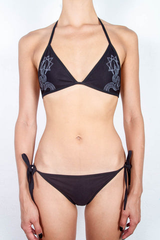 Serpent Star String Bikini