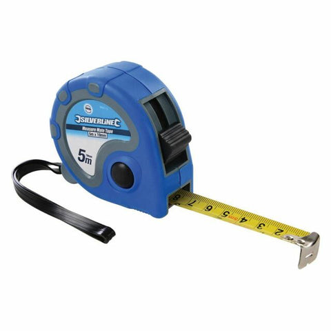 Measure Mate Tape Meaure 5m  x 25mm