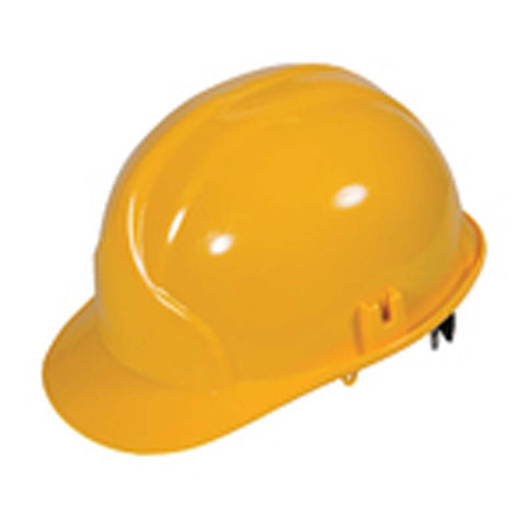 Safety Hard Hat - Yellow One Size