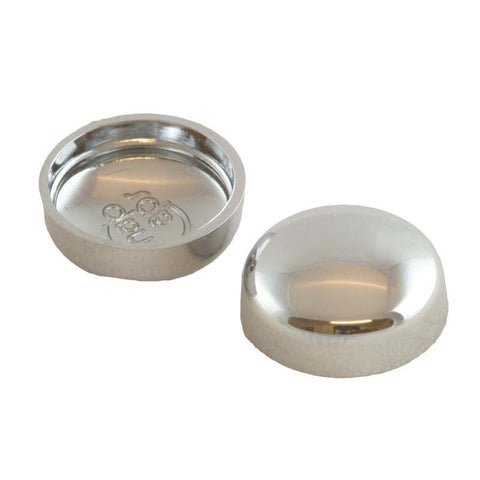 Snapcaps Screw Covers Metallics Pack of 100