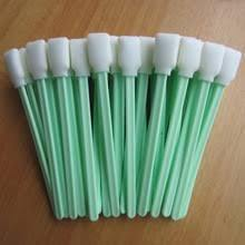 Foam Swabs Pack 100