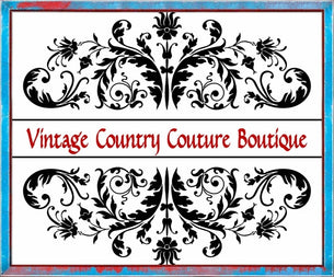 Vintage Country Couture Boutique