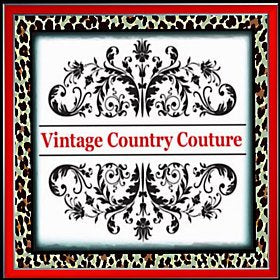 Vintage Country Couture