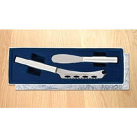 Cheese Knife & Spreader Party Gift Set - Vintage Country Couture