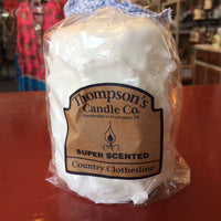Scented Cake Candles Thompson's Candles - Vintage Country Couture