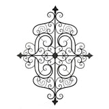 Fleur-De-Lis Wall Decor Set