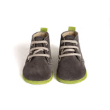 Grey Edward Baby Boy Shoes (12-18 months)