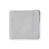 Grey Organic Muslin Cloth