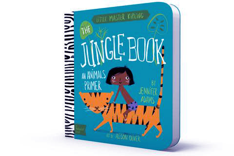 The Jungle Book Baby Book