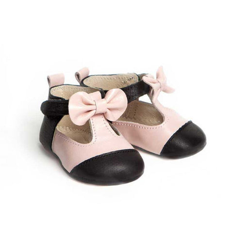 Matilda T-Bar Baby Girl Shoes (0-6 months)