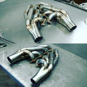 4th Gen Fbody Downswept Turbo Headers coming soon