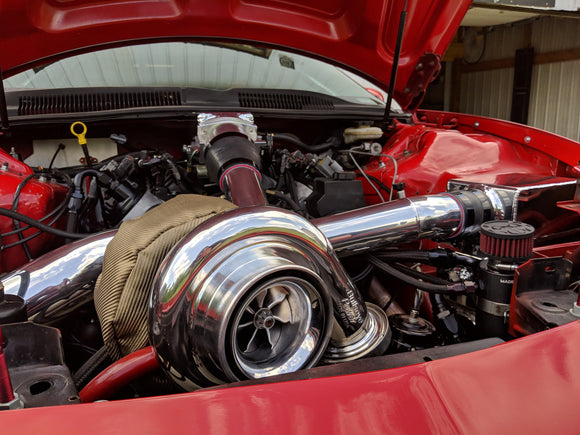 Turbo Components and Headers