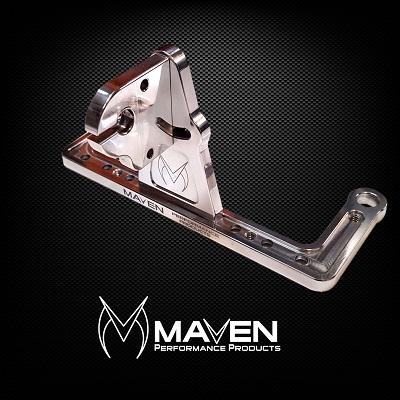 Maven Performance Billet Throttle Cable Bracket (Wide Mount)