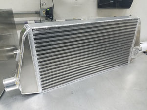"NCC (1000HP/4.5"" Thick) Air to Air Intercooler (Bell Core) Horizontal"