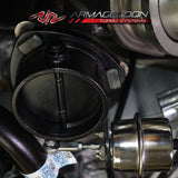 "Power Cutouts by Armageddon 3"" Round Universal Exhaust Cutouts (Pair)"