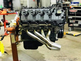 Coyote Stainless Steel  (Downswept) 1-7/8 x 3 Turbo Headers