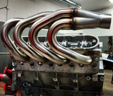 "Kooks Foxbody/SN95/Datsun S30/Universal LS Swap Upswept Turbo Headers (1 3/4"" x 2 1/2"" Collector)"