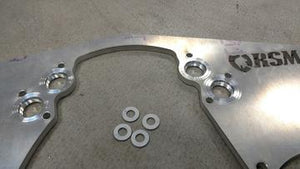 4th Gen Fbody Larger Motor Plate