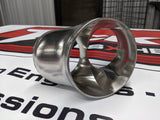 Street Carr Fabrication Stainless Vband Merges