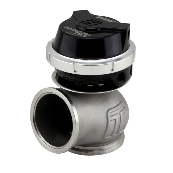 TurboSmart Gen-V WG50 Pro-Gate 50mm (Black)