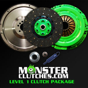 "LEVEL 1 12"" C6 CORVETTE SINGLE DISC CLUTCH KIT - 450 RWHP/RWTQ"