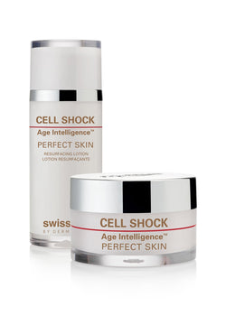 Swiss Line Cell Shock Age Intelligence Perfect Skin 1-Monats Kur